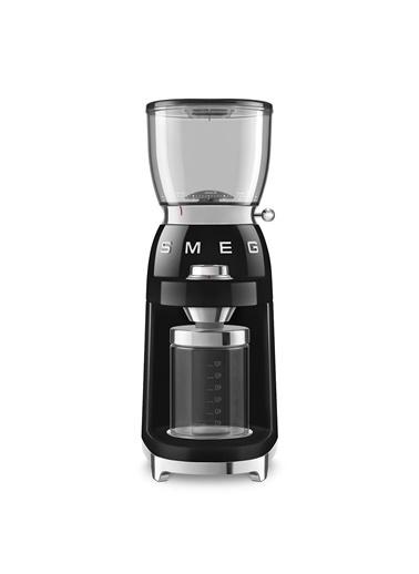 Smeg Siyah Kahve Öğütme Makinesi Siyah